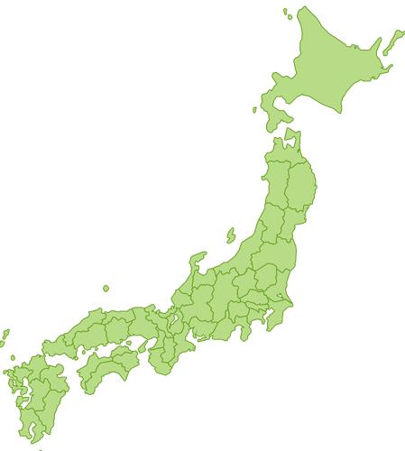 日本マップ